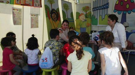 Villaggio dei Bambini - Voci in gioco, letture ad alta voce...