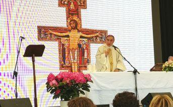 S.E. Mons. Angelo Becciu, Sostituto della Segreteria di Stato