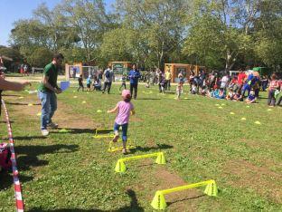 """""""In gioco con le nuove generazione"""". Una mini olimpiade al Villaggio dei Bambini"""