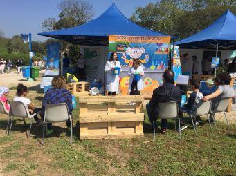 Show scientifico lo sviluppo sostenibile di Scienza Divertente Roma