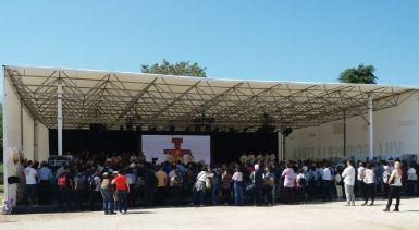 Santa Messa celebrata da S.E. Angelo Becciu, sostituto della Segreteria di Stato