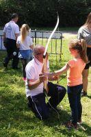 Impariamo a tirare con l'arco